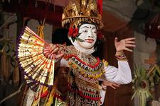 Bali-Dance In Indonesia