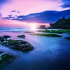 Bali Tanah Lot - Evening View