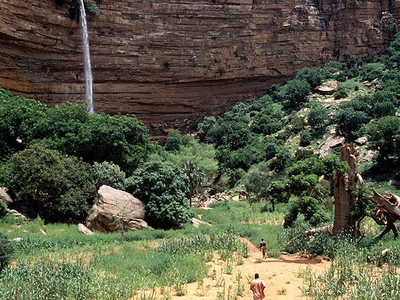 Bandiagara Escarpment