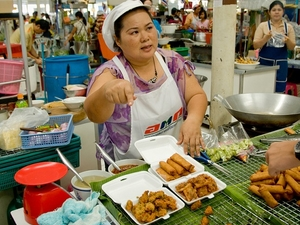 Bangkok Food Tasting & Walking Tour Photos