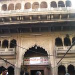 Shri Bankey Bihari Temple