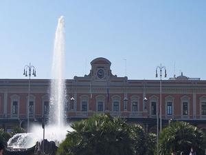 Bari Centrale Railway Station