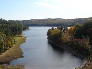 Saville Dam