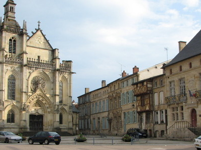 Saint Etienne Church