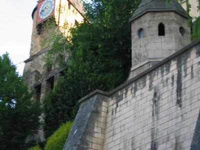 Bar  Le   Duc   Tour Horloge