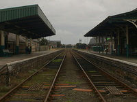 Barmouth Rail Station