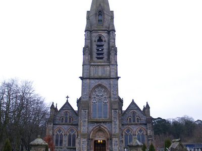 Barrack  Street  R C  Church  Strabane