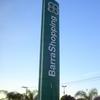 Entrance To The Barra Shopping