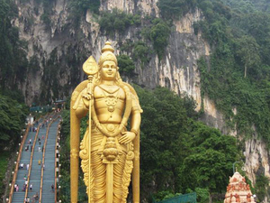 Batu Caves and Temple Tour from Kuala Lumpur Photos