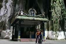 Batu Caves - Hindu Temple