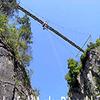 Baumlehrpfad In Pitzenklamm Tyrol Austria