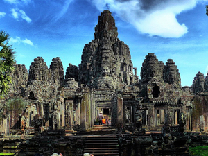 Angkor Two Days Tour
