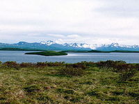 Becharof Lake