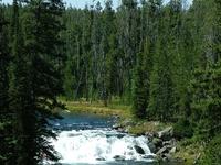 Bechler Falls