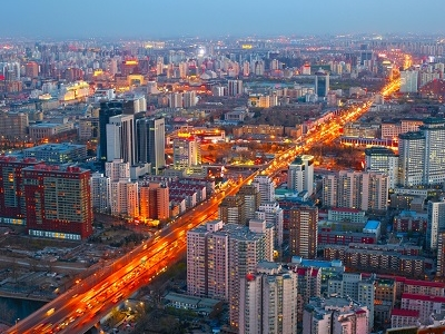 Beijing City Overview