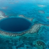 Belize Blue Hole Diving Site