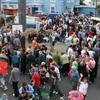 Belmullet Square On Heritage Day