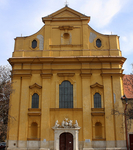 Belvárosi Church (The elder Franciscan Church)