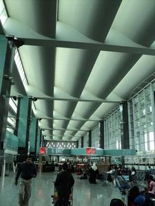 Bengaluru Airport Interior