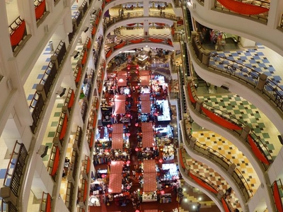 Berjaya Times Square Atrium