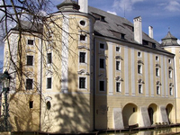 Bernau Moated Castle