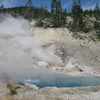 Beryl Spring - Yellowstone - USA