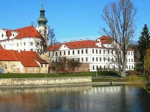 The Břevnov Monastery