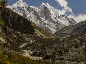 Source of Ganges - Gangotri 12 Day Trek Photos
