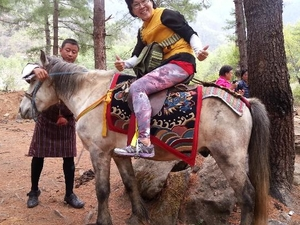 Horse Ridding Package (Bumthang, Bhutan) Photos