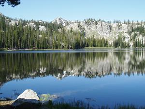 Big Trinity Lake Campground