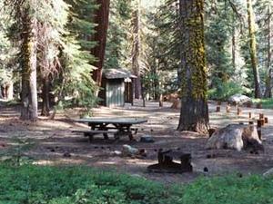 Billy Creek Upper Campground