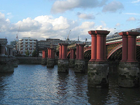 Blackfriars Railway Bridge