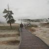 Black Sand Basin Trail - Yellowstone