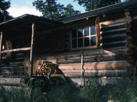 Blacktail Patrol Cabin