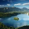 Bled Lake - Julian Alps Radovljica