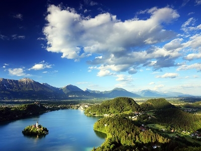 Bled Lake - Julian Alps