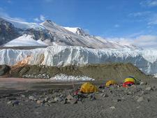Blood Falls Dry Vall - Antarctica