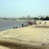 Blue Nile Beach @ Khartoum In Sudan