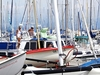 Boats In Lake Geneva
