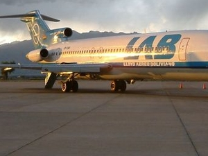 Cochabamba Jorge Wilstermann Intl. Airport