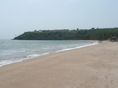 Bogmalo Beach