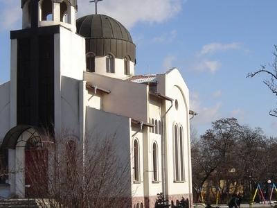Bojurishte  Church
