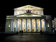 Bolshoi Theater - Night View