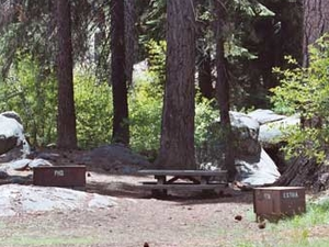Bolsillo Campground