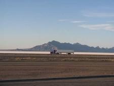 Bonneville Salt Flats Interstate 80