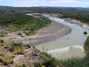 Boquillas Canyon Trail