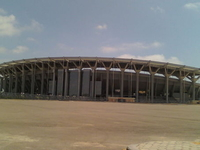 Borg El Arab Stadium