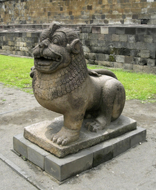 Lion Gate Guardian