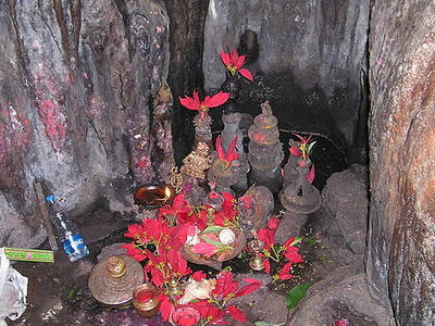 Borra Caves Lingam
