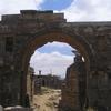 Bosra Nabatean Arch